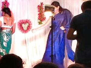 Rajmandray transgender kitty party clips