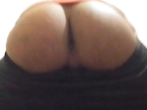 Making this fat ass bounce for you guys