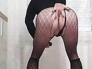 SLUT on high heels take it deep in the ass Free hooker anal