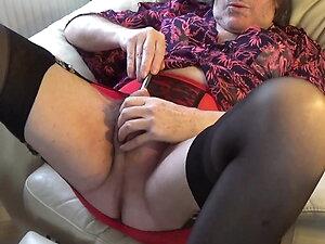transgender travesti sounding urethral  lingerie 33a