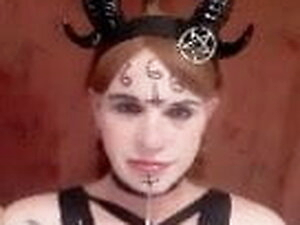 Smoking sissy faggot chrissie blacked