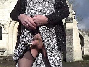 transgender travesti sounding urethral  lingerie 38a
