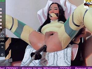 Anal punishment (no cum)