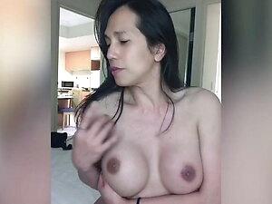 Asian sexy ladyboy big boobs