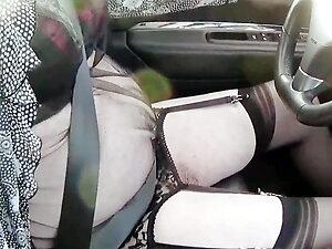 transgender travesti lingerie sounding urethral  outdoor 57
